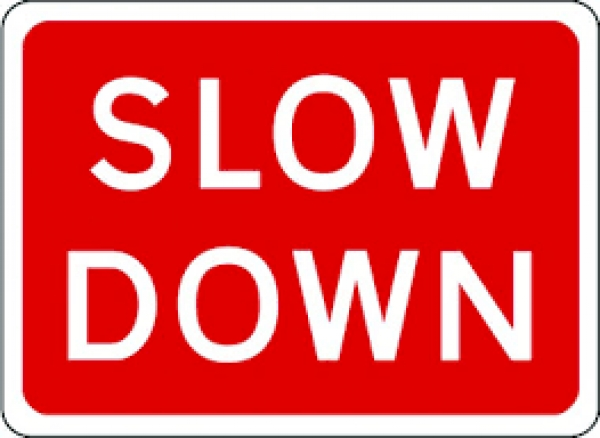 Tackling the Slow down