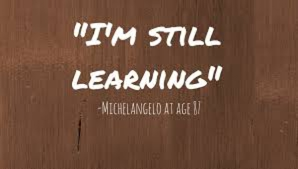 Are you Still Learning ?